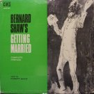 Shaw, Robert - Bernard Shaw's Getting Married - Sealed Vinyl LP Record - Weird Unusual
