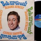 McGrath, Bob - From Sesame Street - Vinyl LP Record - Children Kids