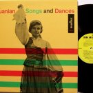 Lithuanian Songs And Dances - Vinyl LP Record - World Lithuania Folk