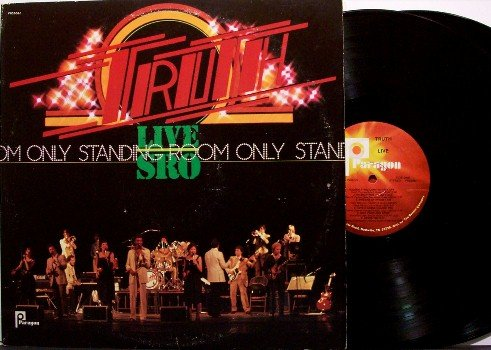 Truth - Live Standing Room Only - Vinyl 2 LP Record Set - sro - Contemporary Christian