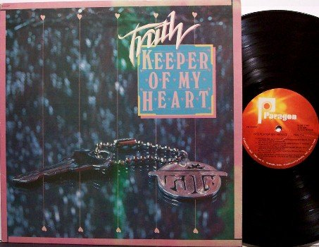 Truth - Keeper Of My Heart - Vinyl LP Record - Contemporary Christian