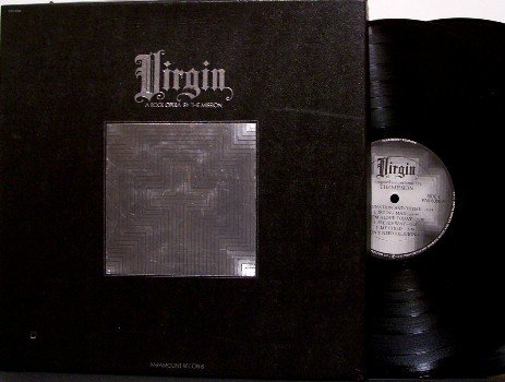 Mission, The - Virgin - Christian Rock Opera - Vinyl 2 LP Record Box Set + Booklet - 1972
