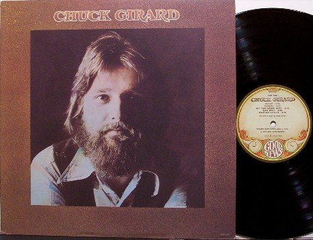 Girard, Chuck - Self Titled - Vinyl LP Record - Contemporary Christian