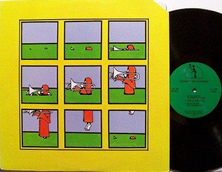 Vlatkovich, Michael Pierre - Self Titled - Vinyl LP Record - Jazz