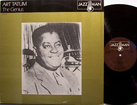 Tatum, Art - The Genius - Vinyl LP Record - Jazz