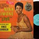 Simone, Nina - Live - Vinyl LP Record - Jazz