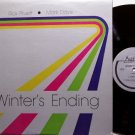 Pruett, Rick & Mark Davis - Winter's Ending - Vinyl LP Record - Winters - Jazz