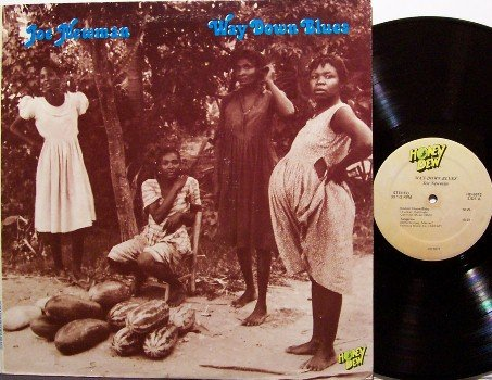 Newman, Joe - Way Down Blues - Vinyl LP Record - Jazz