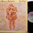 Moses, Bob Quintet - Family - Vinyl LP Record - Jazz