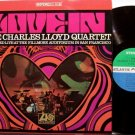 Lloyd, Charles Quartet The - Love-In - Vinyl LP Record - Love In - Atlantic Jazz