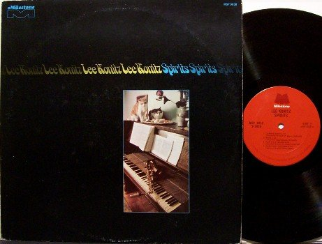 Konitz, Lee - Spirits - Vinyl LP Record - Jazz