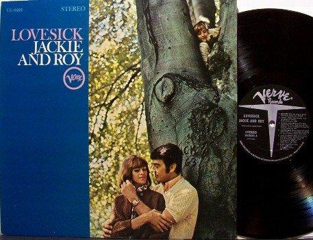 Jackie And Roy - Lovesick - Vinyl LP Record - Verve Jazz