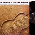 Burrell, Kenny - Guitar Forms - Japanese Vinyl LP Record - Japan Verve Jazz