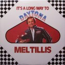 Tillis, Mel - It's A Long Way To Daytona - Sealed Vinyl LP Record - Its - Country