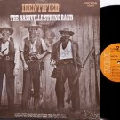 Nashville String Band - Identified - Vinyl LP Record - Chet Atkins - Cowboy Country