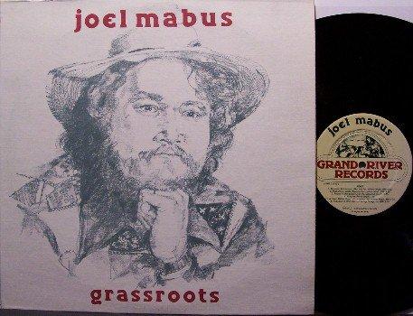 Mabus, Joel - Grassroots - Vinyl LP Record - Bluegrass