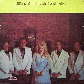 Lillimae & The Dixie Gospel Aires - Sealed Vinyl LP Record - Bluegrass Gospel