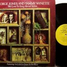 Jones, George & Tammy Wynette - We Love To Sing About Jesus - Vinyl LP Record - Country Gospel