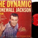Jackson, Stonewall - The Dynamic - Vinyl LP Record - Columbia 6 Eye Mono - Country
