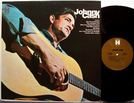 Cash, Johnny - This Is Johnny Cash - Vinyl LP Record - Country