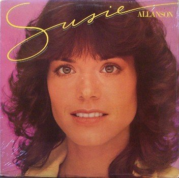 Allanson, Susie - Self Titled - Sealed Vinyl LP Record - Country