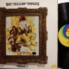 Yellow Payges, The - Volume 1 - Vinyl LP Record - Original 1st Pressing - Psych Rock