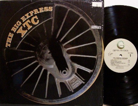 XTC - The Big Express - Vinyl LP Record - Rock