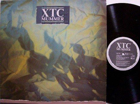 XTC - Mummer - German Pressing - Vinyl LP Record - Rock