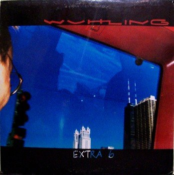 Wuhling - Extra 6 - Sealed Vinyl LP Record - Touch & Go - Punk Rock
