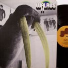 Walrus - Self Titled - Vinyl LP Record - 1st Pressing 1972 - Rock