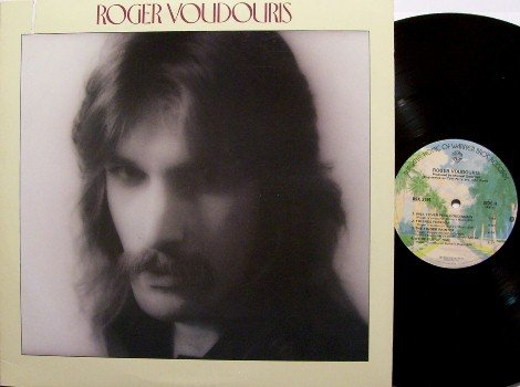 Voudouris, Roger - Self Titled - Vinyl LP Record - Rock