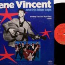 Vincent, Gene & His Blue Caps - The Bop That Just Won't Stop - Vinyl LP Record - Rock