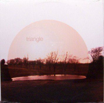 Triangle - Self Titled - Sealed Vinyl LP Record - Computer Music - Male / Female Pop Duo Rock