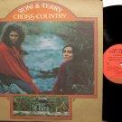Toni & Terry / Joy Of Cooking - Cross Country - Vinyl LP Record - Prog Folk Rock
