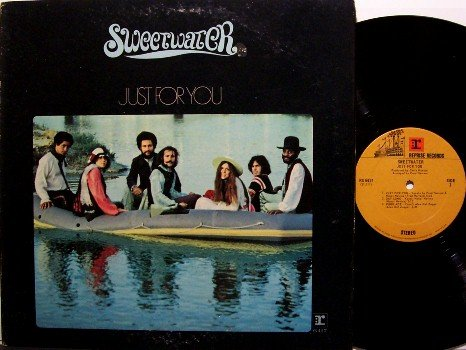 Sweetwater - Just For You - Vinyl LP Record - Rock