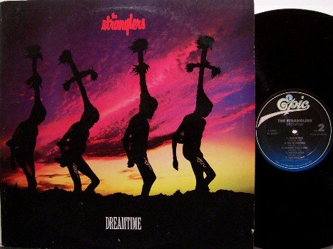 Stranglers, The - Dreamtime - Vinyl LP Record - Dream Time - Promo - Rock