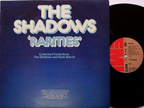 Shadows, The - Rarities - Vinyl LP Record - UK Pressing - Rock