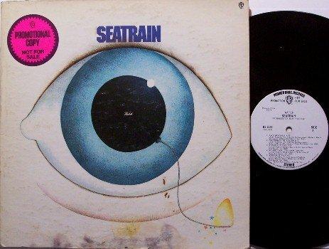 Seatrain - Self Titled - White Label Promo - Vinyl LP Record - Rock