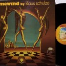 Schulze, Klaus - Timewind - Vinyl LP Record - West Germany - Kraut Synth Prog Rock
