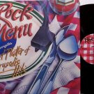 Rock Menu - Hot Platter Of Chrysalis Hits - Vinyl LP Record - Rock