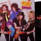 Precious Metal - Right Here Right Now - Vinyl LP Record - Female Rock