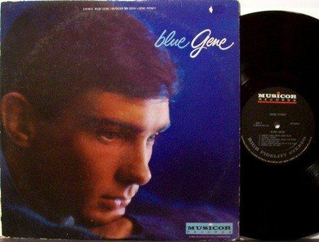 Pitney, Gene - Blue Gene - Vinyl LP Record - Musicor Stereo - Rock