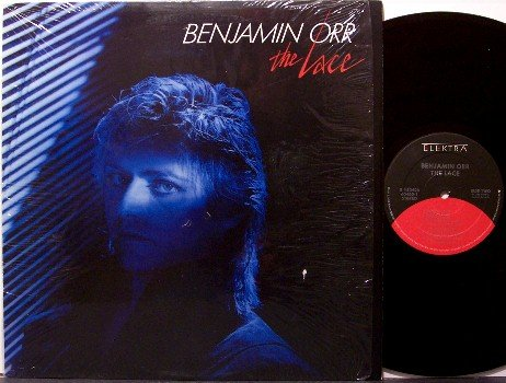 Orr, Benjamin - The Lace - Vinyl LP Record - The Cars - Rock