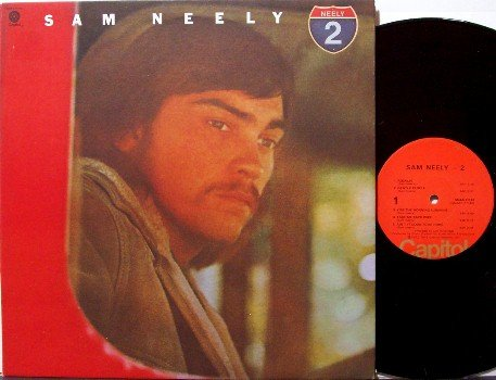 Neely, Sam - Neely 2 - Vinyl LP Record - Rock