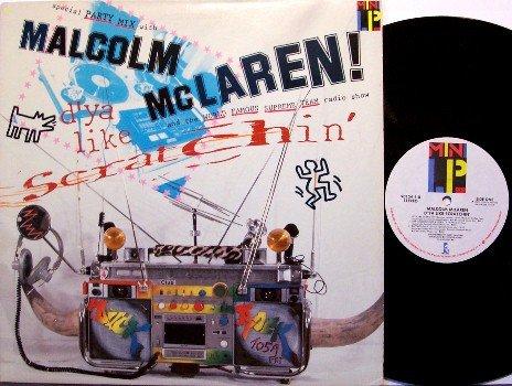 McLaren, Malcolm - D'Ya Like Scratchin' - Vinyl LP Record - Rock