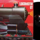 Locomotiv GT - Self Titled - Vinyl LP Record - Jack Bruce - Locomotive - Hungarian Psych Prog Rock