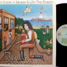 Laing, Corky - Makin' It On The Street - Vinyl LP Record - Mountain Guitarist - Rock