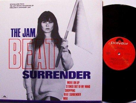 Jam, The - Beat Surrender - Vinyl LP Record - Rock