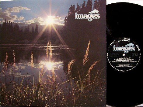 Images - Self Titled - Vinyl LP Record - Pop Rock