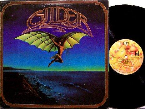 Glider - Self Titled - Vinyl LP Record - Rock